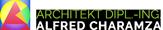 Architekt Alfred Charamza Logo