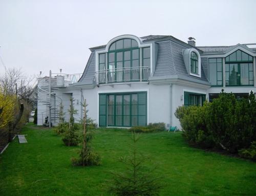 2002 – Einfamilienhaus NÖ
